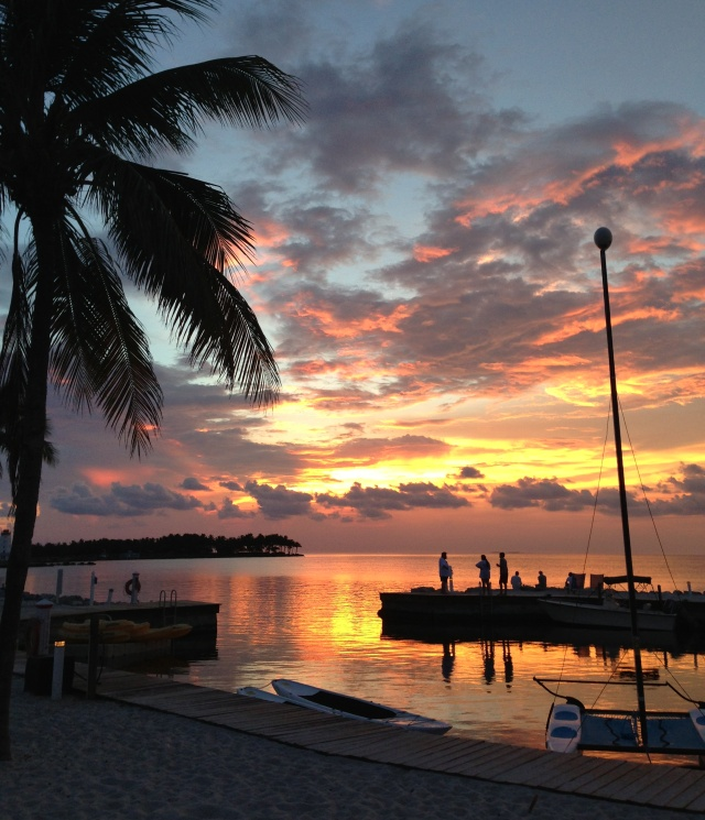 Autumn Fall in the Florida Keys