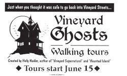 2016 Ghost Tours