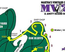 Martha's Vineyard 20 Miler Road Race